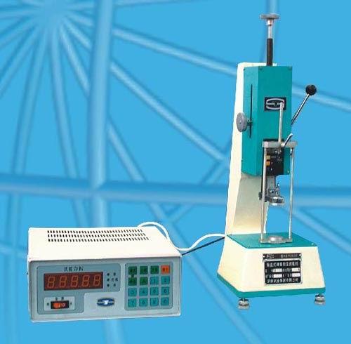 TLS-1数显示弹簧拉压试验机