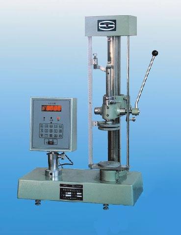 TLS-500数显示弹簧拉压试验机